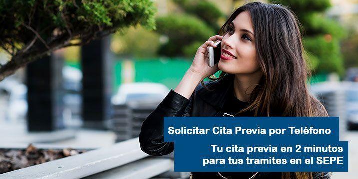 Cita Previa SEPE telefono