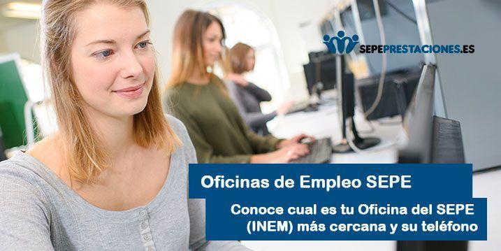 Oficinas de Empleo SEPE INEM