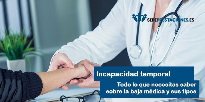 incapacidad temporal o baja médica