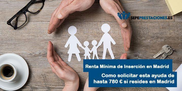 Renta Mínima de Inserción en Madrid RMI