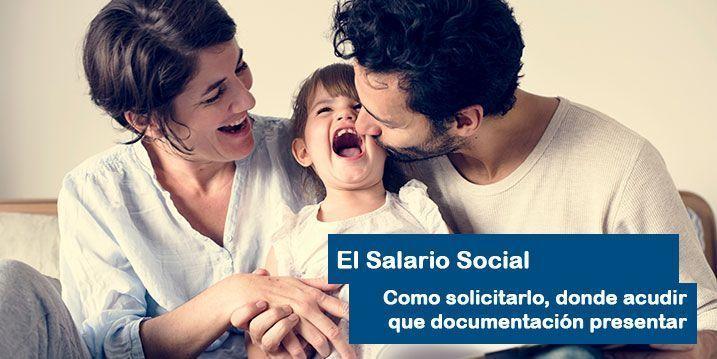 Como solicitar el Salario Social