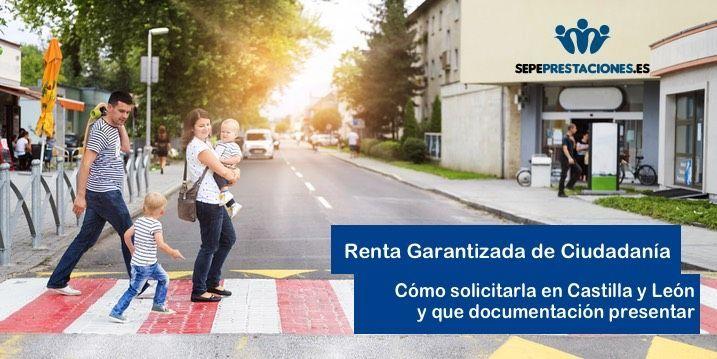 Cómo solicitar la Renta Garantizada de Ciudadanía