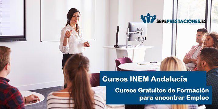 Cursos Gratuitos SEPE Andalucía