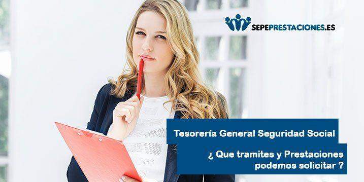 tesorería General Seguridad Social