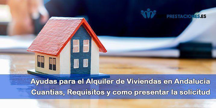 ayudas para el alquiler de vivienda en Andalucía