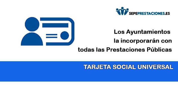 Tarjeta Social Universal