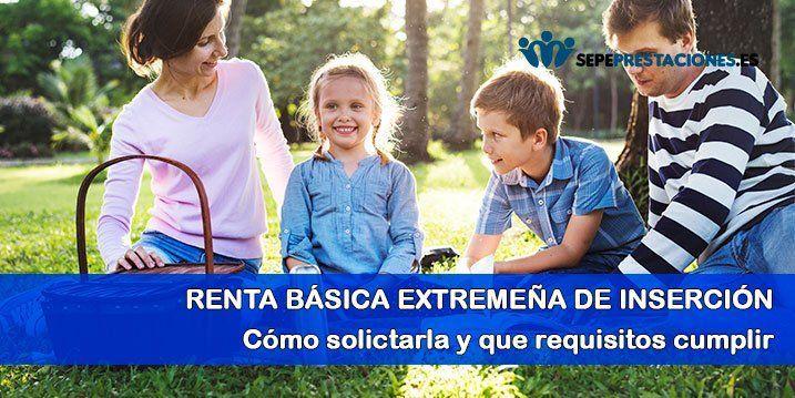 Renta Básica de Extremadura