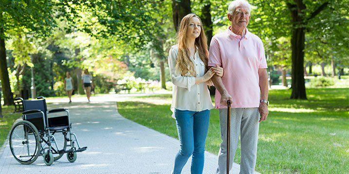 cotización cuidado personas mayores