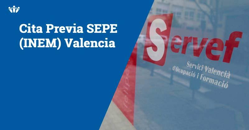 Cita Previa INEM Valencia