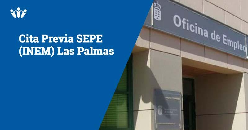 Cita Previa INEM Las Palmas de Gran Canaria