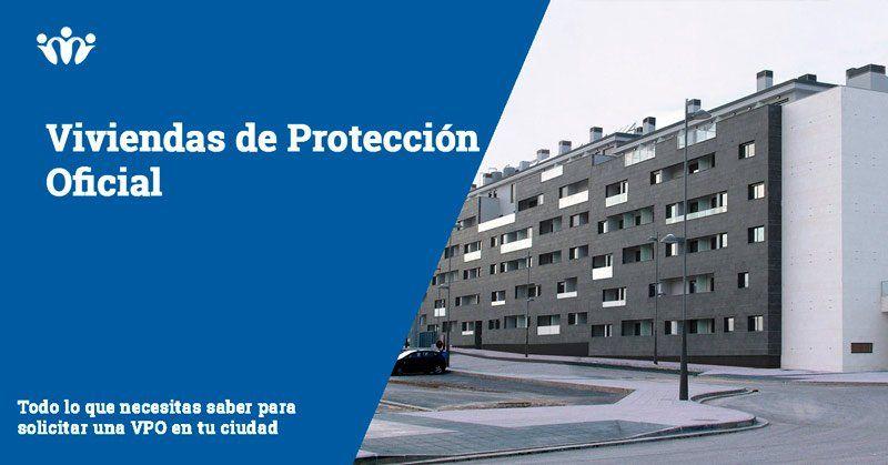 Viviendas de protección oficial