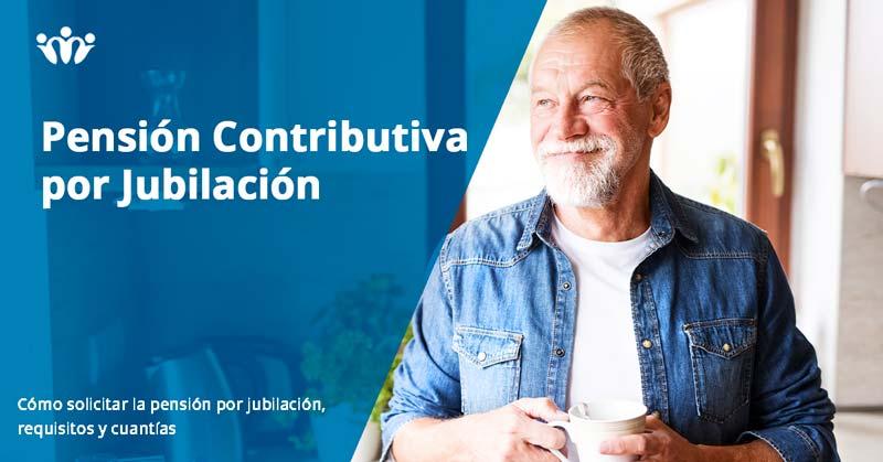 pensión contributiva jubilación
