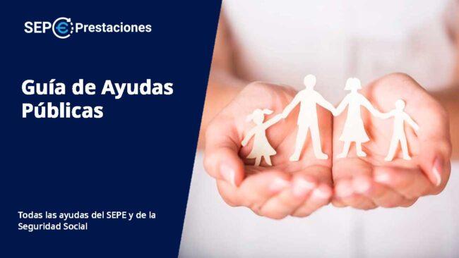 ayudas SEPE y Seguridad Social