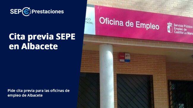 cita previa sepe Albacete