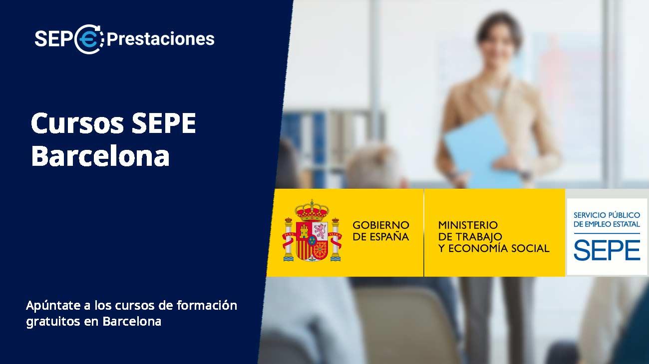 Sepe Cursos De Formacion Gratuitos En Barcelona En 2021